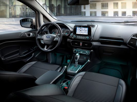 Ford EcoSport 2020 - Autopama Spoleto, Umbria