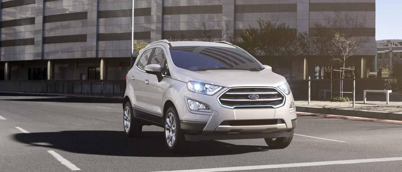 Promozione Ford EcoSport Connect