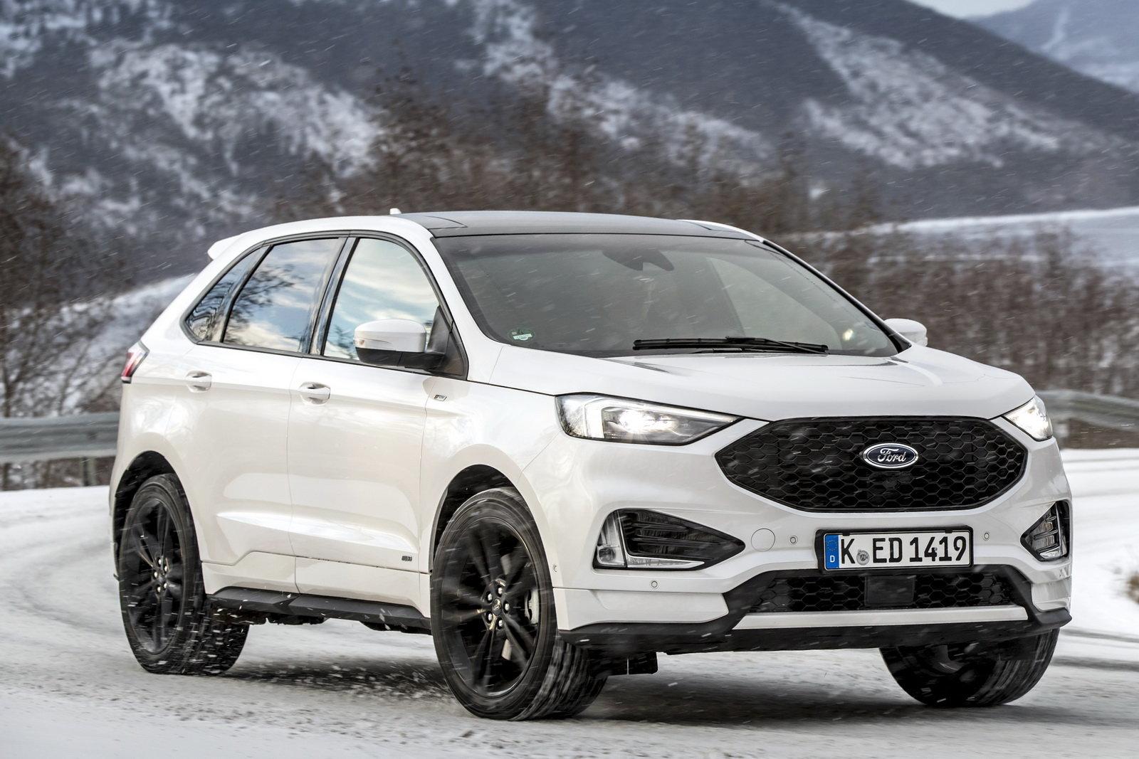 Promozione Ford Edge Titanium