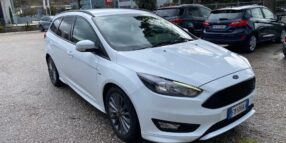 Ford Focus St-Line Wagon