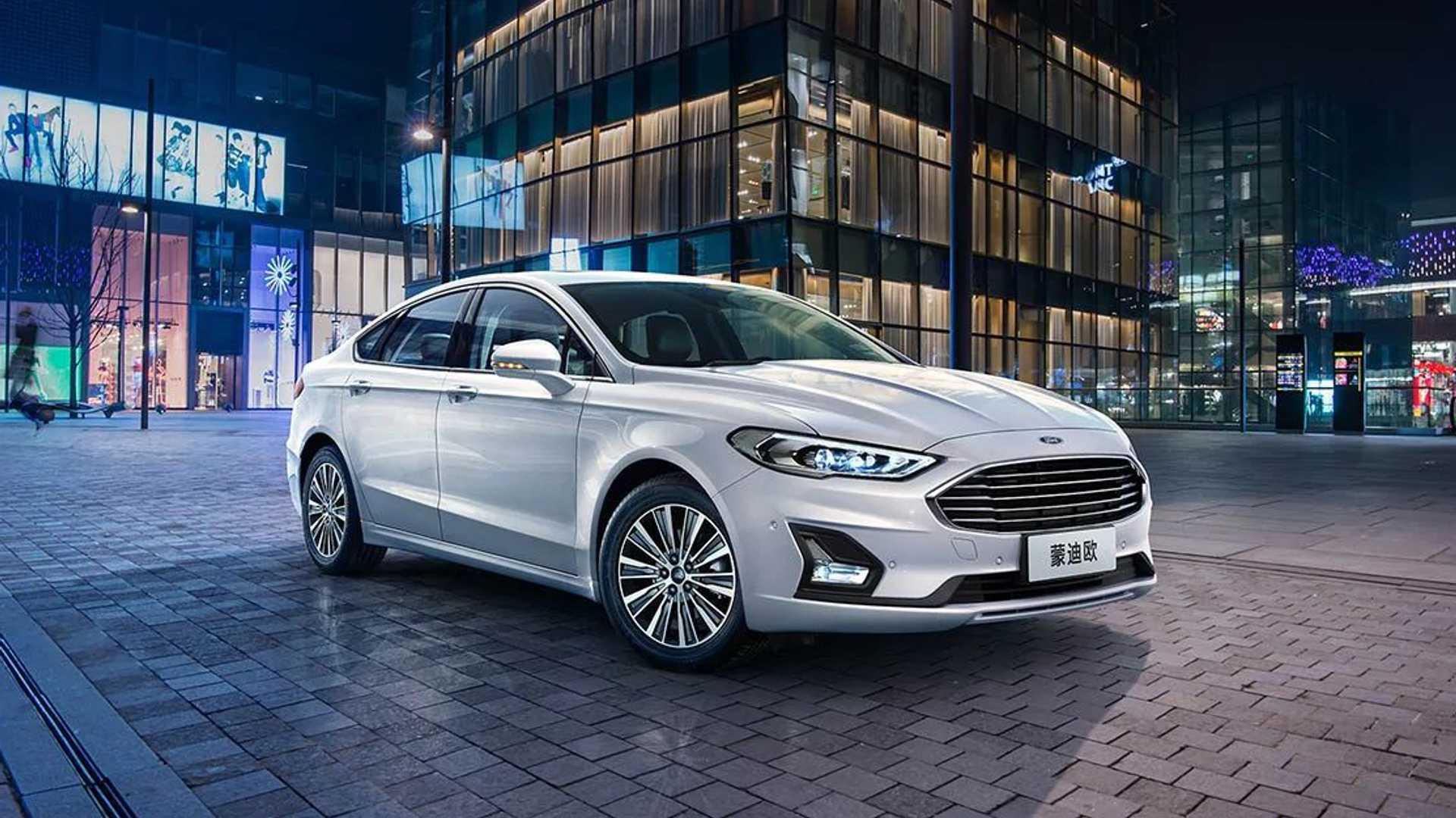 Promozione Ford Mondeo Titanium Hybrid