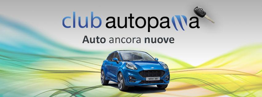 Club Autopama – Auto ancora nuove!