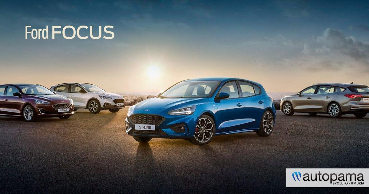 Ford Focus 2020 - Autopama Spoleto, Umbria