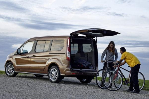 Ford Tourneo Connect 2020 - Autopama Spoleto, Umbria