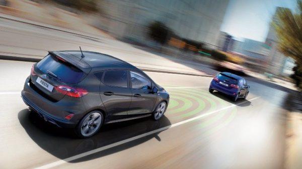 Ford Fiesta Van 2020 - Autopama Spoleto, Umbria