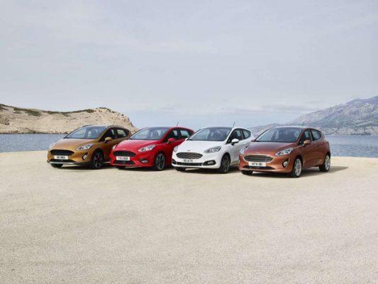 Ford Fiesta 2020 - Autopama Spoleto, Umbria