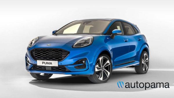 Ford Puma 2020 - Autopama Spoleto, Umbria